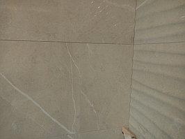 Реконструкция ванной комнаты с витражным окном. Размер = 4,3 х 3,8 х 3,3 м. Адрес: г. Иссык. 13