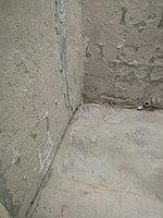 Реконструкция ванной комнаты с витражным окном. Размер = 4,3 х 3,8 х 3,3 м. Адрес: г. Иссык. 23