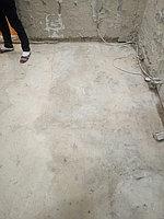 Реконструкция ванной комнаты с витражным окном. Размер = 4,3 х 3,8 х 3,3 м. Адрес: г. Иссык. 28