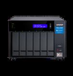 """QNAP TVS-672XT-i3-8G Сетевой RAID-накопитель, 6 отсеков 3,5""""/2,5"""", 2 слота M.2, 1 порт 10 GbE BASE-T, фото 2"""