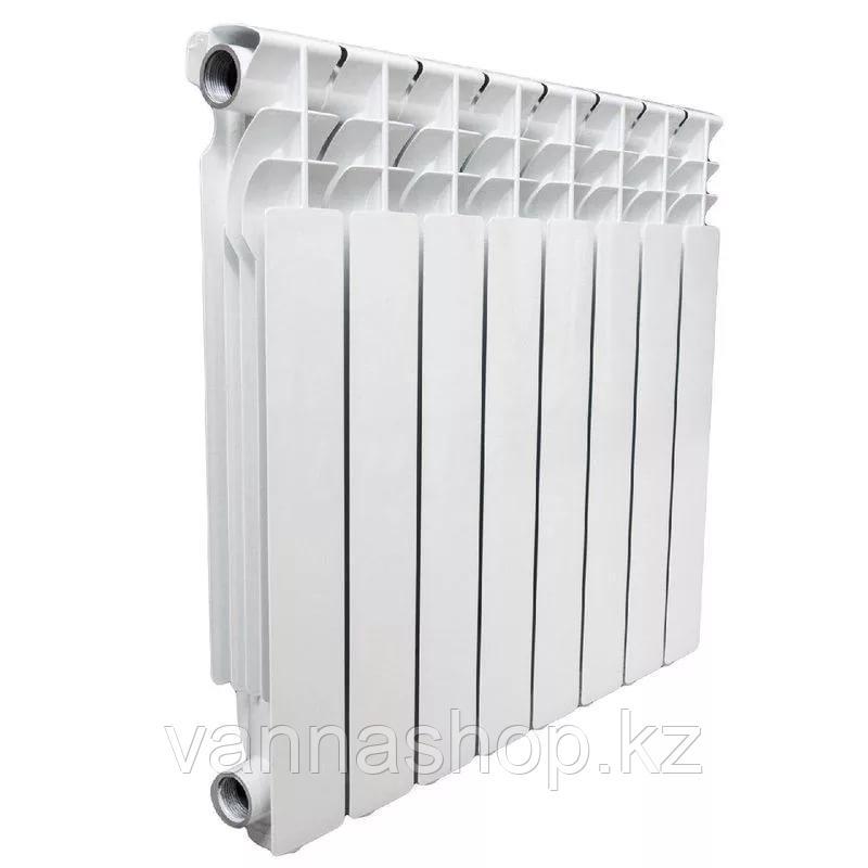 Радиатор отопления (Элегант) алюминиевый 10 секций 96/500.