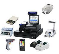 Весы торговые с печатью этикеток Весы Rongta RLS 1100