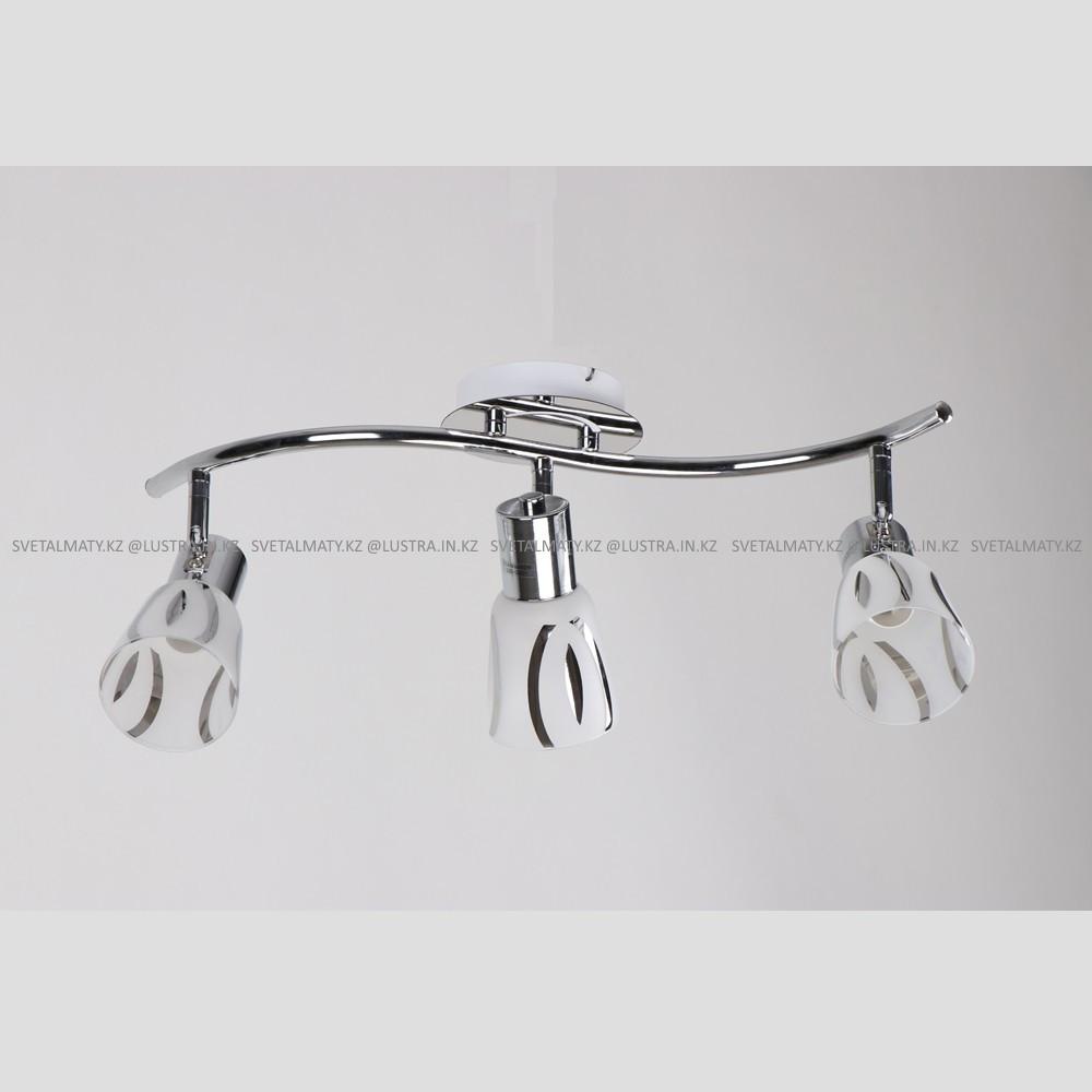 Потолочный светильник в современном стиле Modern на 3 лампочки