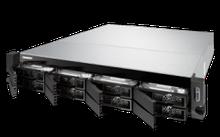 """QNAP TS-863XU-RP-4G Сетевой RAID-накопитель, 8 отсеков 3,5""""/2,5"""", 1 порт 10 GbE BASE-T, стоечное исполнение"""