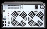 """QNAP TS-873-4G Сетевой RAID-накопитель, 8 отсеков 3,5""""/2,5"""", 2 слота M.2 SSD. AMD RX-421ND 2,1 ГГц (до 3,4 ГГц, фото 3"""