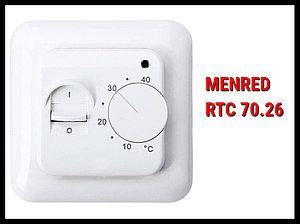Механический терморегулятор Menred RTC 70.26