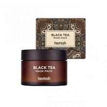 Смываемая маска HEIMISH Black Tea Mask Pack