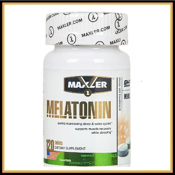 Maxler Melatonin 3мг (120таблеток)