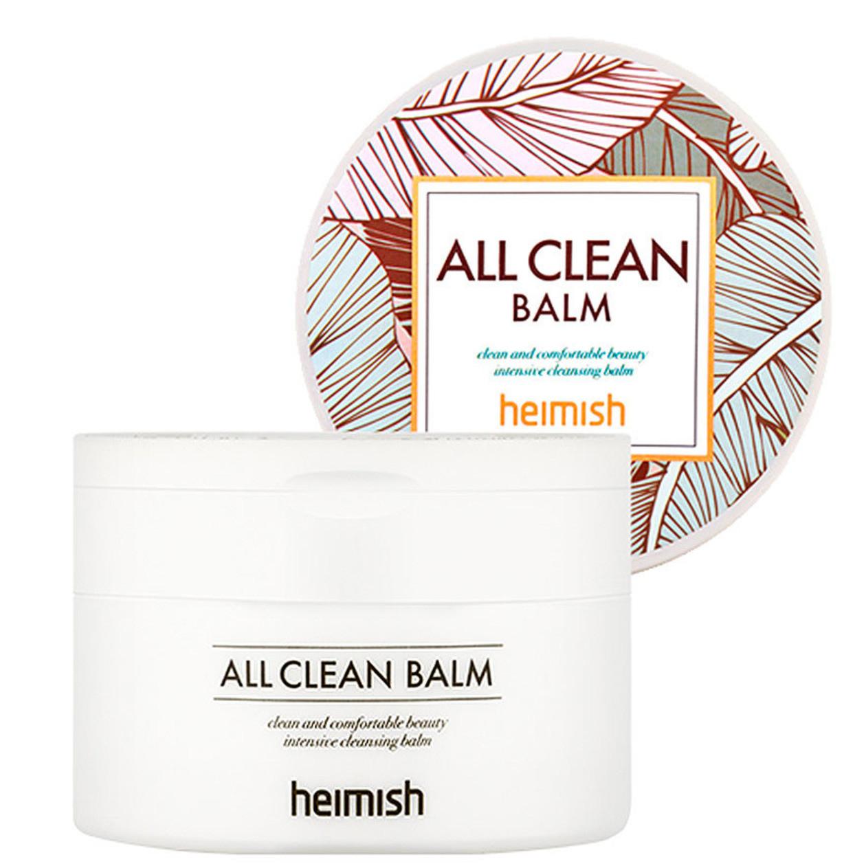 Очищающий щербет Heimish All Clean Balm