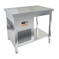 Стол открытый с охлаждаемой поверхностью HICOLD SO-10/7