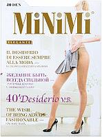 Колготки MINIMI Desiderio 40 ден с заниженной талией