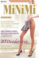 Колготки MINIMI Desiderio 20 ден с заниженной талией