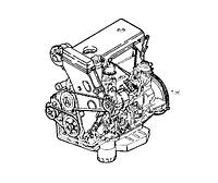 Двигатель и агрегаты