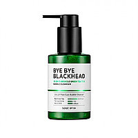 Маска-пенка от чёрных точек BYE BYE BLACKHEAD 30 Days Miracle Green TeaTox Bubble Cleanser