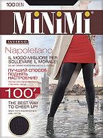 Колготки MINIMI Napoletano 100 ден в рубчик