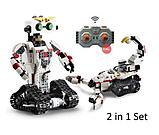 Конструктор Double E Cada Technics Робот КАКА - C51027W на радиоуправлении аналог Lego Technic, фото 3