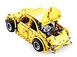 Конструктор лего радиоуправляемый CADA 2 в 1 трансформер B127-BeeBot 1124 дет C51029W аналог Lego Technic, фото 7