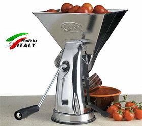 OMAC Super Gulliver 700 ручная механическое сито для протирки в пюре ягод, фруктов, овощей, томатов