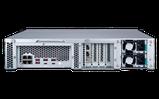 """QNAP TS-883XU-E2124-8G Сетевой RAID-накопитель, 8 отсеков 3,5""""/2,5"""", 2 порта 10 SFP+, стоечное исполнение, фото 2"""