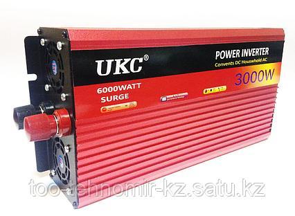 Инвертор 12V на 220W 3000W