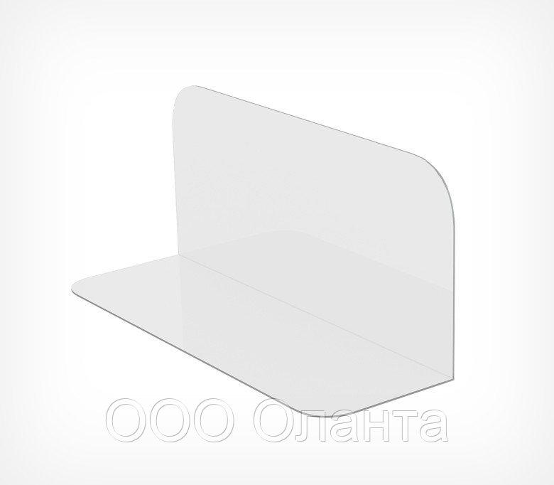 Пластиковый разделитель L-образный (L=450 мм/H=200 мм) DIV-L арт.778200