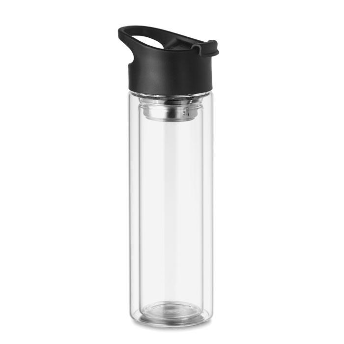 Стеклянная бутылка, 380 мл, BIELO