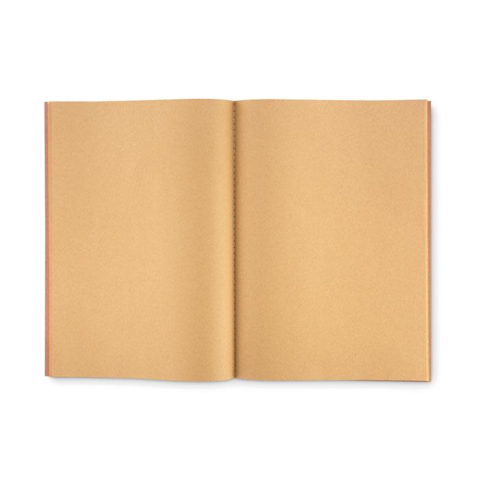Блокнот из картона А4, PAPER BOOK