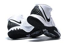 """Баскетбольные кроссовки Nike Kyrie 6 (VI) """"Black-White""""  (36-46), фото 3"""
