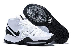 """Баскетбольные кроссовки Nike Kyrie 6 (VI) """"Black-White""""  (36-46)"""