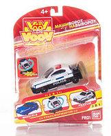 Машинка-трансформер VooV Mazda RX-8 - Полицейский автомобиль, фото 1