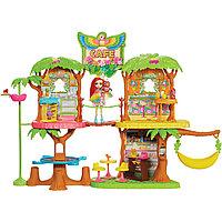 Игровой набор Mattel Enchantimals «Джунгли-кафе»