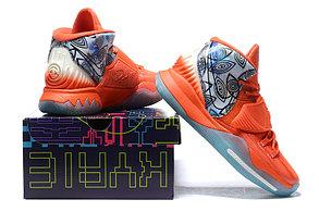 """Баскетбольные кроссовки Nike Kyrie 6 (VI) """"Orange""""  from Kyrie Irving, фото 3"""