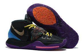 """Баскетбольные кроссовки Nike Kyrie 6 (VI) """"Black"""" from Kyrie Irving"""