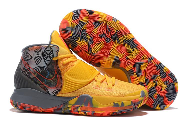 Баскетбольные кроссовки Nike Kyrie 6 (VI)  from Kyrie Irving