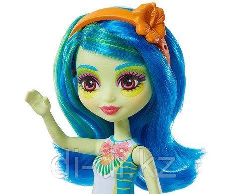 Кукла Enchantimals Тамика Квакша с любимой зверюшкой, 15 см - фото 3
