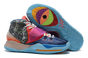 "Баскетбольные кроссовки Nike Kyrie 6 (VI) ""Multicolor"" sneakers from Kyrie Irving"