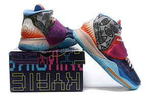 "Баскетбольные кроссовки Nike Kyrie 6 (VI) ""Multicolor"" sneakers from Kyrie Irving, фото 3"