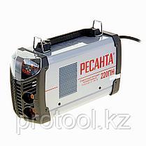 Сварочный аппарат  инверторный САИ 220 ПН Ресанта, фото 3