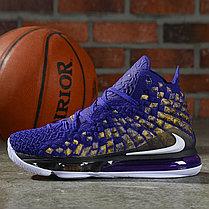 Баскетбольные кроссовки Nike Lebron 17 (XVII ) from LeBron James, фото 2