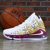 Баскетбольные кроссовки Nike Lebron 17 (XVII ) from LeBron James, фото 3