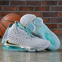 Баскетбольные кроссовки Nike Lebron 17 (XVII ) from LeBron James