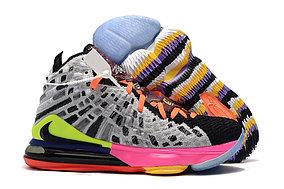 "Баскетбольные кроссовки Nike Lebron 17 (XVII ) ""Multicolor"" sneakers from LeBron James"