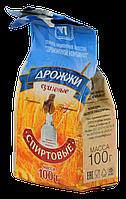 Дрожжи спиртовые Белорусские100г