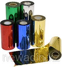 Риббоны цветные (красящая лента) в ассортименте для принтеров для печати на лентах