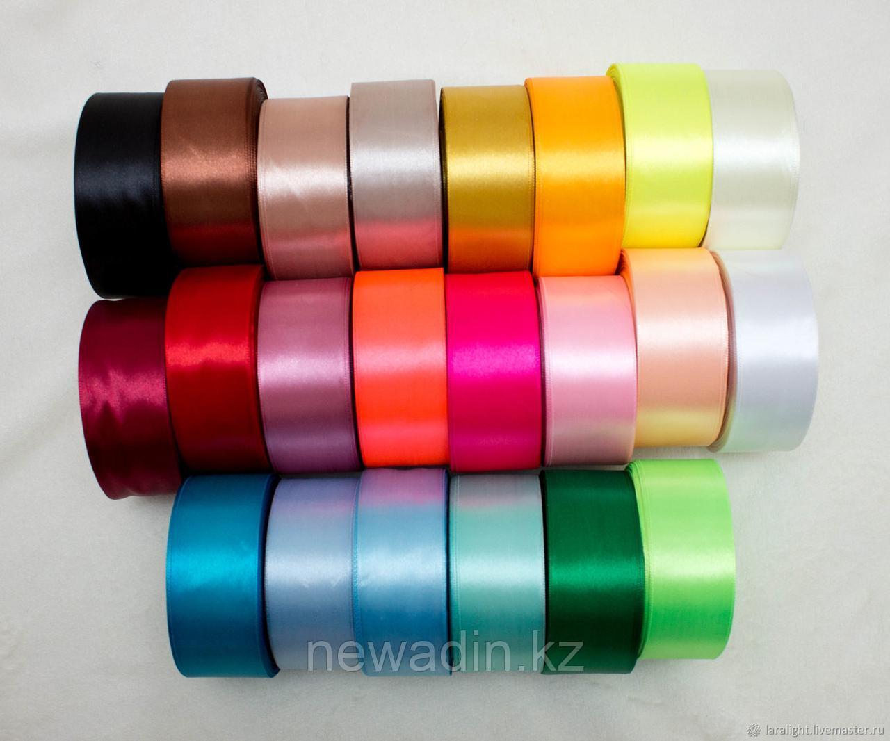Сатиновые/атласные ленты в ассортименте для принтеров для печати на лентах