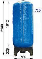 Колонна модель 3072H, 4T4B