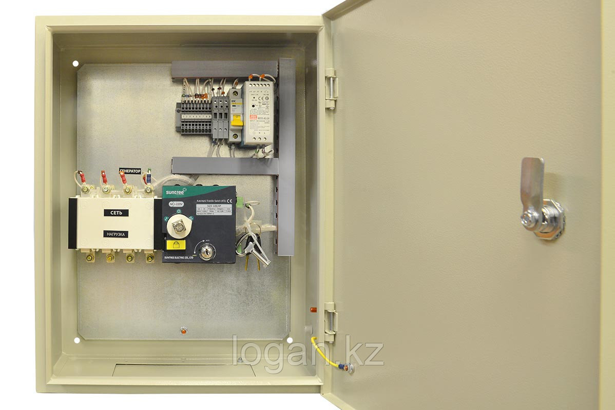 Автоматический ввод резерва для ДГУ 630 А