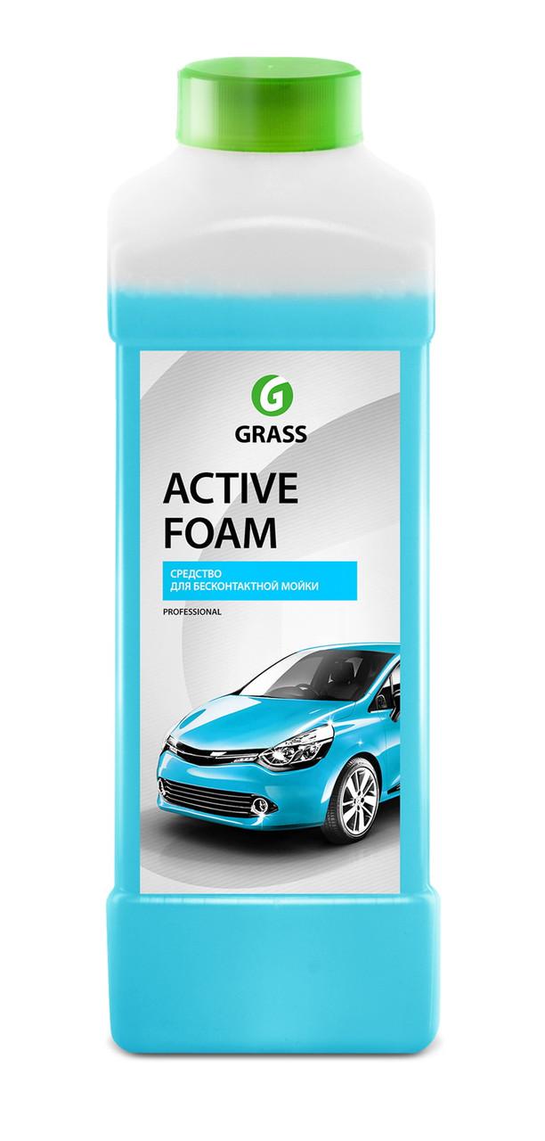 """Автошампунь для ручной мойки автомобиля GraSS """"Active Foam"""""""
