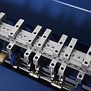 Электрический биговальный/перфорирующий станок формата А2 для малых и средний типографий, фото 3