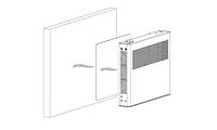 Компактный монтажный комплект для магнитов коммутатора ICX 6430/6450-C12